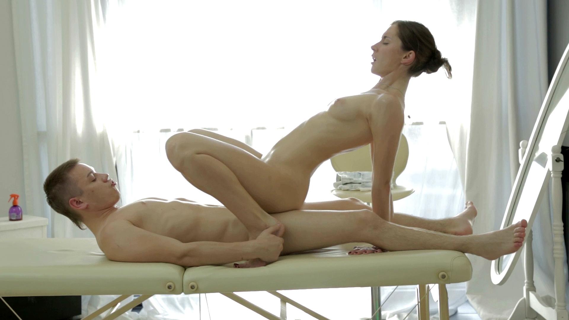 Massage and anal pleasure - Aruna Aghora