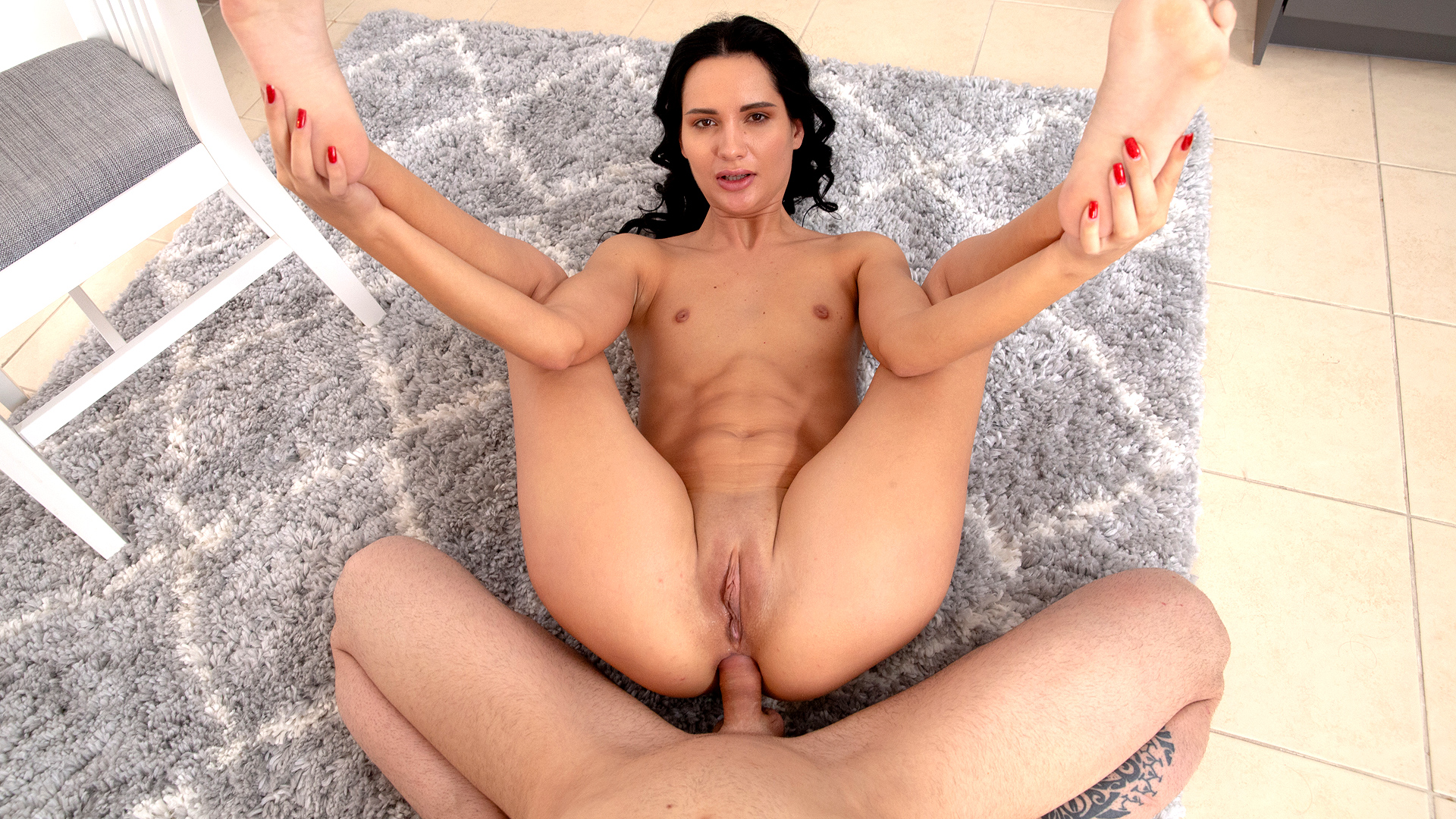 Teen brunette first anal sex arab porn amateur  Megan Venturi