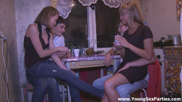 Teen orgy as therapy jordi porn star  Dasha, Ksusha